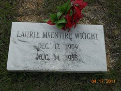 Laurie <i>McEntire</i> Wright