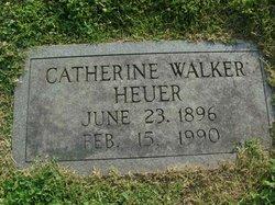 Catherine <i>Walker</i> Heuer