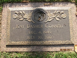 Kay <i>Dasher</i> Connell