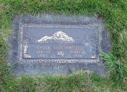Chuck Burgermeister