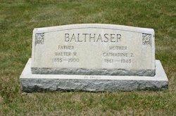 Walter W. Balthaser