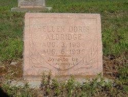 Hellen Doris Aldridge