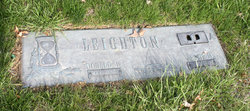Bessie May <i>Lewellen</i> Leighton