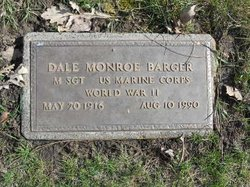 Dale Monroe Barger