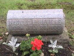 Harold E. Neville