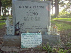 Brenda Dianne E.O. / Me Me <i>Garner</i> Reno