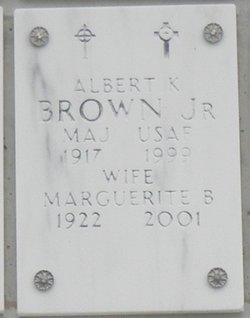 Albert K Brown, Jr