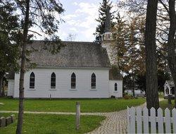Mohawk Chapel Cemetery