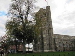 Saint Peter's Episcopal Churchyard