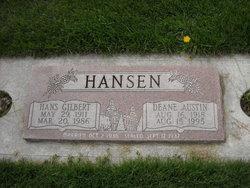 Hans Gilbert Hansen