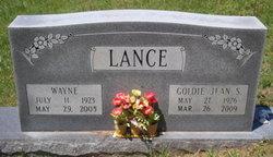 Goldie Jean <i>Sneed</i> Lance