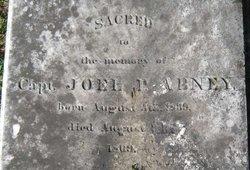 Capt Joel P. Abney