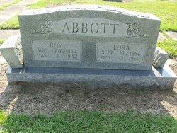 Frederick Roy Abbott