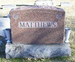 Margaret R. <i>Tucker</i> Matthews