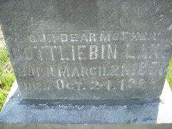 Gottliebin Lang