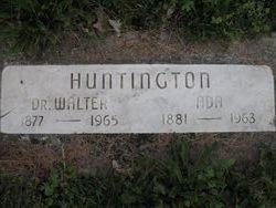 Ada <i>Burris</i> Huntington