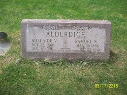 Addie V. <i>Struble</i> Alderdice