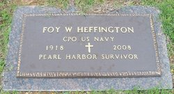 Foy Wallace Heffington