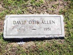 David Otis Allen
