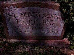 Robert Gordon Bullard