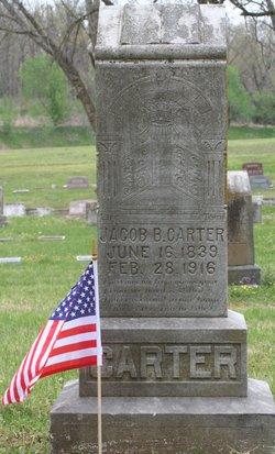 Pvt Jacob B Jake Carter