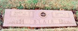 Nancy Jane <i>Daniel</i> Blair