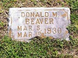 Donald M. Beaver