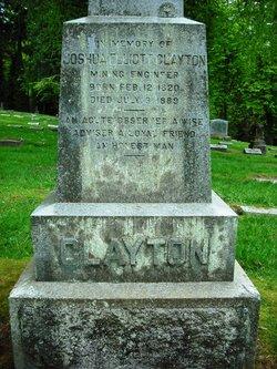 Joshua Elliott Clayton