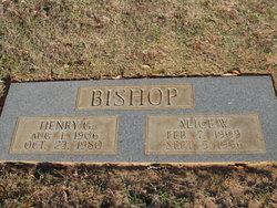Alice <i>Wainwright</i> Bishop