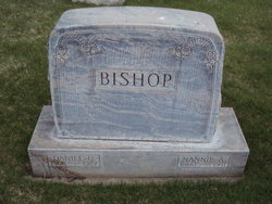 Nannie Adeline <i>Burns</i> Bishop