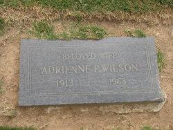 Adrienne P. Wilson