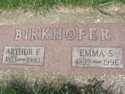 Arthur F Birkhofer