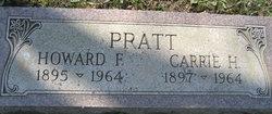 Carrie <i>Hine</i> Pratt