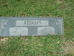 Lillie Mae <i>Ringo</i> Adams