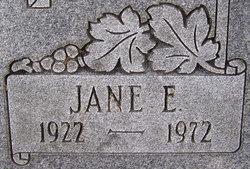 Jane E Albertsen