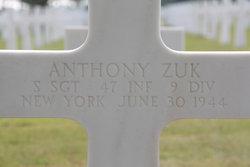SSgt Anthony Zuk