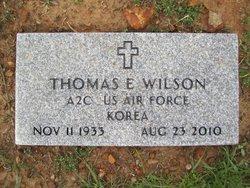 Thomas Eugene Tom Wilson