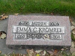 Emma Caroline <i>Andregg</i> Kromrei