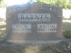 Ida M. Barnes