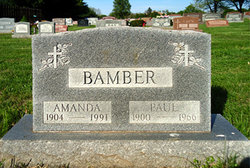 Amanda Jane <i>Hartley</i> Bamber
