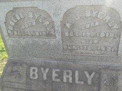 Andrew Jackson Byerly