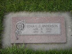 Edna Lucille <i>Davidson</i> Anderson