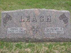 Clarence Gursham Leach