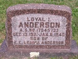 Loyal Anderson