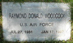 Raymond Donald Woodcock