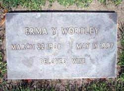 Erma Lapriel <i>Yates</i> Wortley
