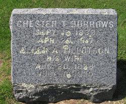 Ellen Amelia <i>Tillotson</i> Burrows
