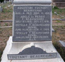 Augustine Toutant Beauregard