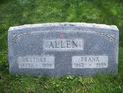 Esther <i>Newcomb</i> Allen