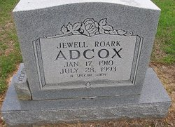 Jewell <i>Roark</i> Adcox